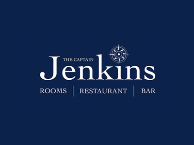"The Captain Jenkins<p class=""projectCategory"">Brand Identity</p>"