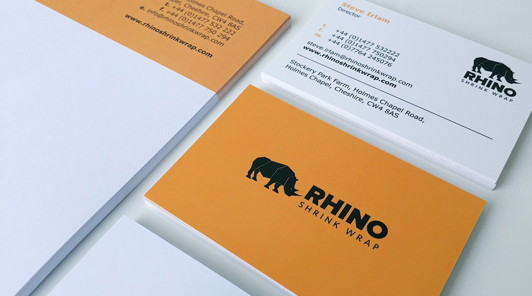 Rhino Stationary