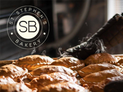 "St Stephen's Bakery <p class=""projectCategory"">Branding / Signage / Website / Van Livery</p>"
